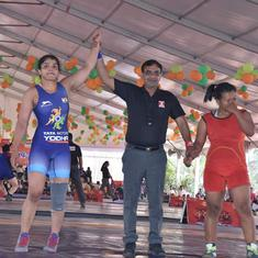 Wrestling: Sakshi Malik's got a last-minute problem and she knows it