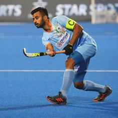 Next three months critical for us in terms of Olympic qualification: Hockey captain Manpreet Singh