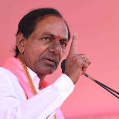 Telangana: EC finds KCR prima facie guilty of making derogatory remarks against Hindus