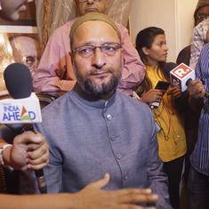 'Don't need 5 acres as donation': Ayodhya order a victory of faith over facts, says Asaduddin Owaisi