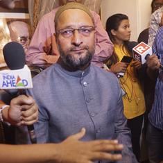 'No BJP storm,' says Asaduddin Owaisi as BJP emerges second-largest party in Hyderabad civic polls
