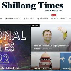Editors Guild expresses worry over contempt notice to Shillong daily, urges judges to stand by media