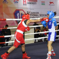 Boxing: Services continue to dominate in junior Nationals on day two