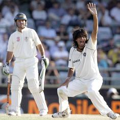 Watch: When a 19-year-old Ishant Sharma tormented Ricky Ponting at Perth in 2008