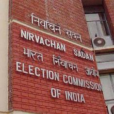 Parties can't release manifestos in 48-hour period before voting days in multi-phase polls: ECI