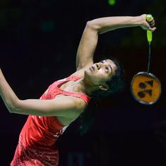 BWF World Tour Finals: PV Sindhu and Sameer Verma record straight-game wins to enter semis