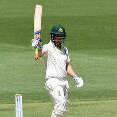 Perth Test: We would have taken 277/6 at the start of the day, says Australia's Aaron Finch