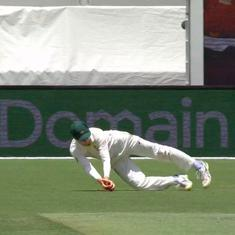 Watch: The contentious catch that dismissed Virat Kohli and raised questions in Perth Test