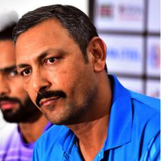 India hockey coach Harendra Singh reprimanded by FIH for criticising umpires after World Cup loss
