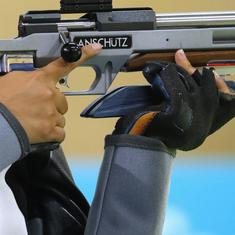 With breakthrough 2018 season, Anjum Moudgil made her own space in galaxy of Indian shooting stars