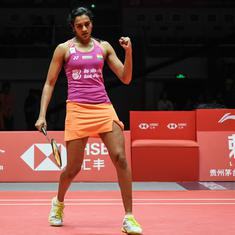 Badminton: PV Sindhu aims for consistency in Olympic qualification year after mixed start to season