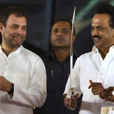 DMK chief Stalin defends 'Rahul Gandhi for PM' call as Opposition parties' response is cold