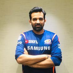 IPL 2019: Zaheer Khan feels umpires under too much pressure, says it isn't an easy job