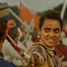 'Manikarnika' trailer: Witness Kangana Ranaut's sound and fury as Rani Laxmibai