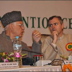 The big news: Omar, Farooq Abdullah meet party delegation after two months, and 9 other top stories
