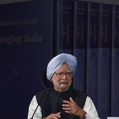 'Manmohan Singh was never a candidate for Amritsar Lok Sabha seat': Punjab CM dismisses speculation