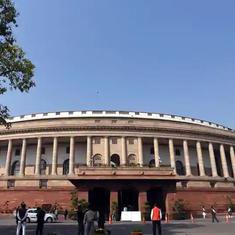 Top news: Congress claims triple talaq and reservation bills introduced with eye on elections