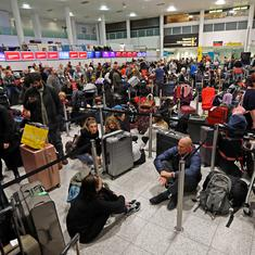 London: Gatwick airport reopens after runway was closed due to drone sightings