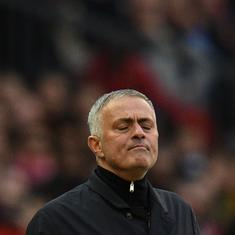 After being sacked by Manchester United, Jose Mourinho's path back is tough