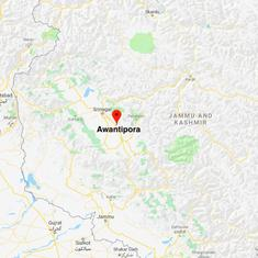 J&K: Two Lashkar militants killed in encounter with security forces in Awantipora, say police