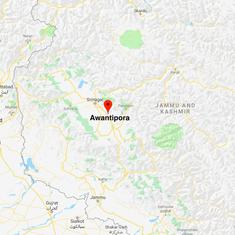 J&K: Two suspected militants killed in  encounter at Awantipora, say reports