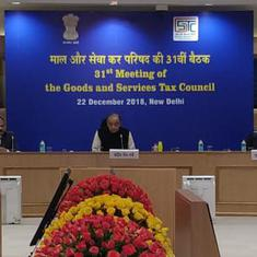 GST Council meeting: Television sets, movie tickets to get cheaper as government reduces tax