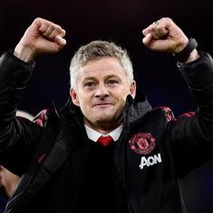 It's official: Ole Gunnar Solskjaer named Manchester United manager on a three-year contract