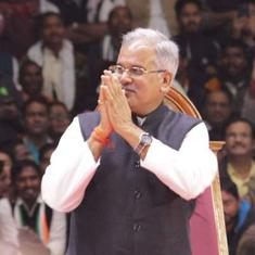 Chhattisgarh CM Bhupesh Baghel rules out withdrawal of security forces from Maoist-hit areas