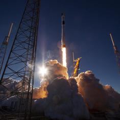 United States: SpaceX launches military navigation satellite on board its Falcon 9 rocket