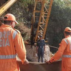 In Meghalaya, operation to rescue 15 trapped miners is hampered by lack of equipment