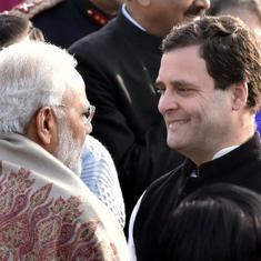 2019 polls: By making it Modi vs Rahul, media has created a narrative that benefits only the PM