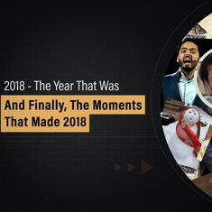 Video: 2018 The Year That Was – News and Laughs walked into a bar. What came out was 'And Finally'