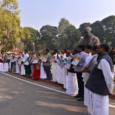 Parliament: Lok Sabha passes triple talaq bill, Rajya Sabha adjourned for day