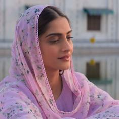 'Ek Ladki Ko Dekha Toh Aisa Laga' trailer: Love and secrets in Sonam Kapoor's latest film