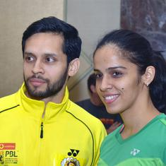 Competitive friends to partners for life: How Saina-Kashyap became first couple of Indian badminton