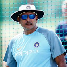 Cricket: Interviews to select India's next coach begin but Ravi Shastri is firm favourite