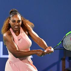 Best to move on to bigger and better things, says Serena Williams on US Open final controversy