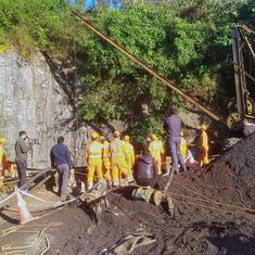 Top news: Supreme Court dissatisfied with operations to rescue Meghalaya trapped miners
