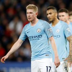 I don't feel sorry for Liverpool, we were just better in the end: Man City's Kevin De Bruyne