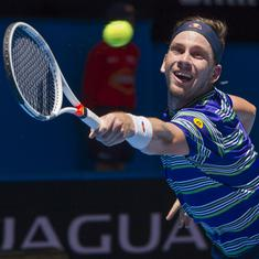 Tennis: Norrie stuns Tsitsipas as Britain beat Greece in opening tie of Hopman Cup
