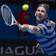 Tennis: Norrie stuns Tsitsipas as Britain beat Greece in opening tie of Hopman Cup