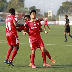 Football: I-League matches to be shown on digital platforms Hotstar and Jio from January