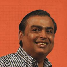 New Year smiles: What do you say to get Mukesh Ambani's attention? 'Sir, Jio chal nahi raha hai'