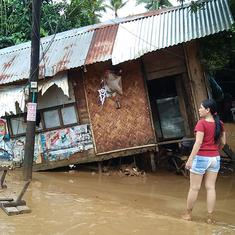 Toll in Philippines storm rises to 68; over 40,000 displaced