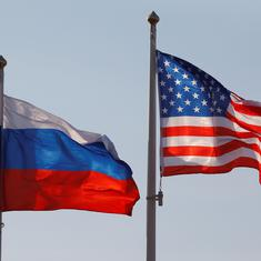 Russia: American citizen arrested in Moscow over suspected spying