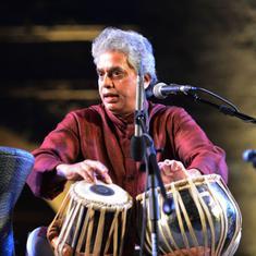 'He was ahead of his time': Fazal Qureshi on the genius of his father, tabla maestro Ustad Allarakha