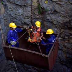 Top news: First body retrieved from Meghalaya coal mine 42 days after 15 miners were trapped