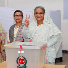 In Bangladesh, Sheikh Hasina's landslide victory confirms that democracy is dead