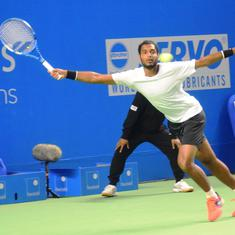 Indian tennis wrap: Ramkumar Ramanathan continues winning form, Ankita Raina goes down fighting