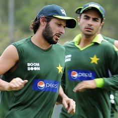 Management's head was in the sand: Afridi claims he saw messages exchanged during spot-fixing saga
